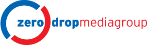 Zero Drop Media Group Logo